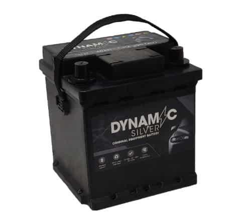 002L Dynamic Car Battery 40ah 390CCA