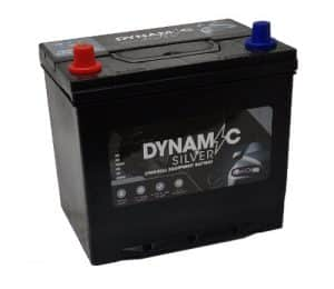 Dynamic Silver 005R Dynamic Silver Car Battery 60ah