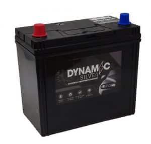 Dynamic Silver 049 Dynamic Silver Car Battery 40ah