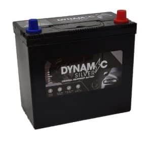 Dynamic Silver 053 Dynamic Silver Car Battery 45ah