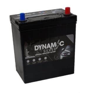 Dynamic Silver 054 Dynamic Silver Car battery 35ah