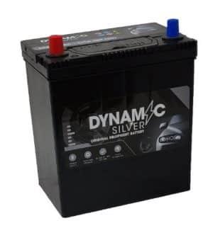 Dynamic Silver 055 Dynamic Silver Car Battery 35ah