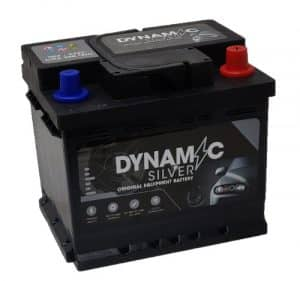 Dynamic Silver 063 Dynamic Silver Car Battery 44ah