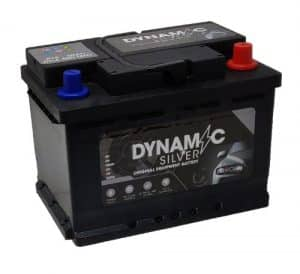 Dynamic Silver 075 Dynamic Silver Car Battery 60ah