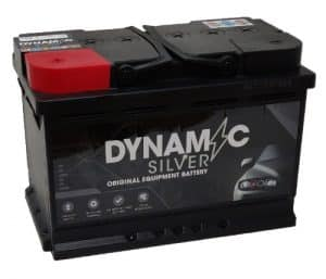 Dynamic Silver 086 Dynamic Silver Car Battery 70ah