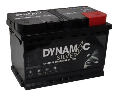 Dynamic Silver 096 Dynamic Silver