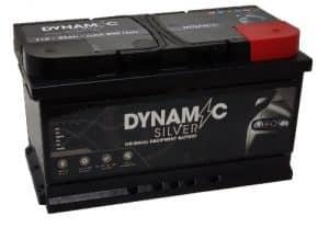 Dynamic Silver 110 Dynamic Silver Car Battery 80ah
