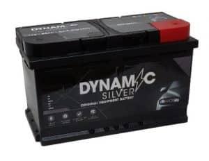 Dynamic Silver 115 Dynamic Silver Car Battery 84ah