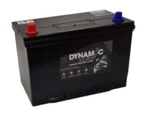 Dynamic Silver 250 Dynamic Silver Car Battery 95ah