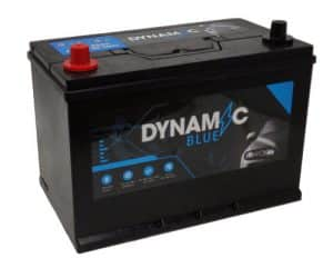 Dynamic Blue 334 Dynamic Blue Car Battery 85ah