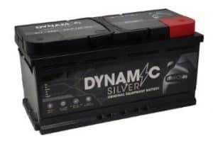 Dynamic Silver 017 Dynamic Silver