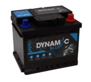 Dynamic Blue 063 Dynamic Blue Car Battery 40ah