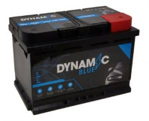 Dynamic Blue 096 Dynamic Blue Car Battery 66ah