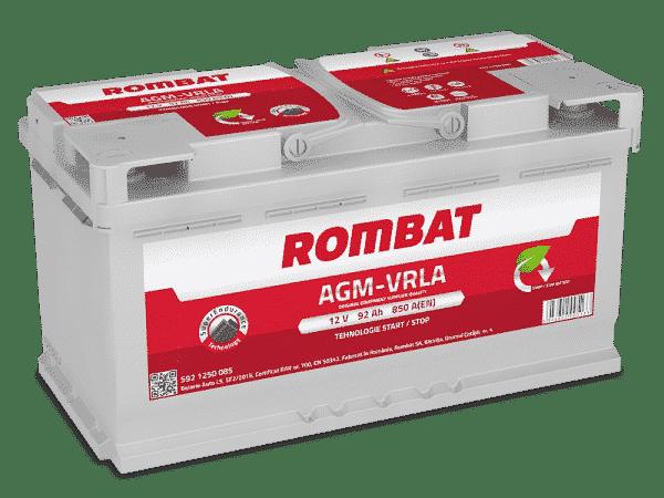 019 AGM Start-Stop Car Battery