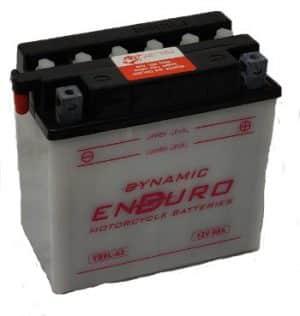 Enduroline Motorcycle YB9L-A3 Motorcycle Battery