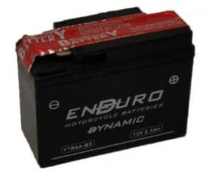 Enduroline Motorcycle YTR4A-BS Motorcycle Battery