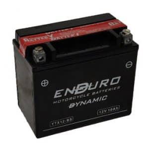 Enduroline Motorcycle YTX12-BS Motorcycle Battery