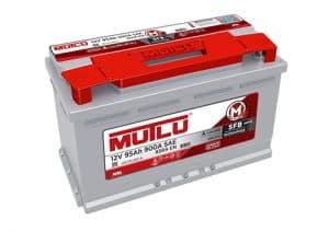 Mutlu SFB Series 3 017 Mutlu Series 3 Car Battery 95ah