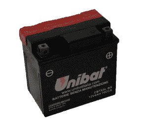 Unibat Motorcycle CBTX5LBS Unibat Motorcycle Battery