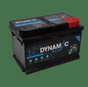 Dynamic Blue 100 Dynamic Blue Car Battery 60ah