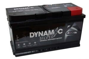 Dynamic Silver 019 Dynamic Silver Car Battery 95ah
