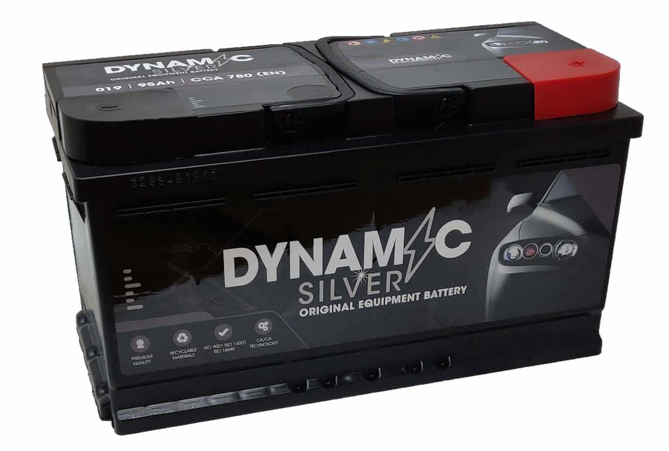 Dynamic Silver 019 Dynamic Silver
