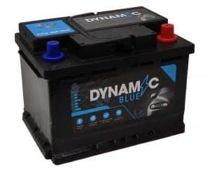 Dynamic Blue 075 Dynamic Blue Car Battery