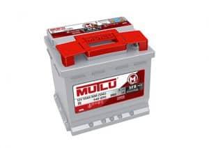 Mutlu Series 3 012 Mutlu Series 3 Car Battery 55ah