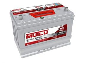 Mutlu Series 3 250 Mutlu Series 2 Car Battery 90ah 850CCA