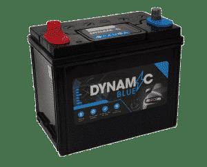 Dynamic 038 Dynamic Blue Car Battery 38ah