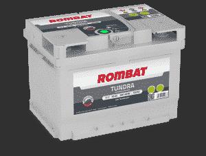 Rombat 075 Car Battery Rombat 60Ah 580CCA