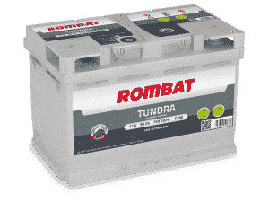 Rombat 096 Car Battery Rombat 80Ah 750CCA