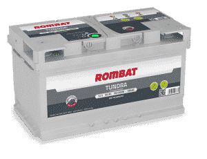 Rombat 110 Car Battery Rombat 85Ah 760CCA