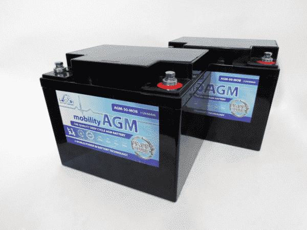 Leoch 50ah Mobility Battery